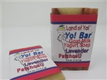 Yo! Bar(TM) Lavender Patchouli Goat Milk Yogurt Soap