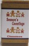 Season's Greetings Cinnamon