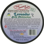 Lavender That Amazing Stuff(TM) Whipped Unrefined Shea Butter